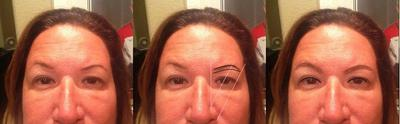 Filling in Overplucked Eyebrows- Wide Set Eyes